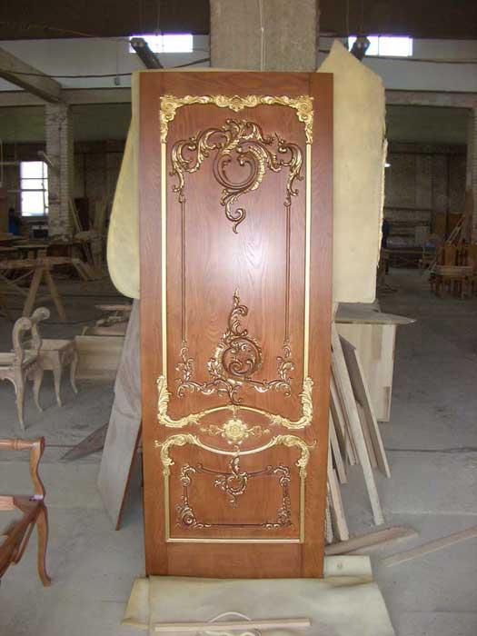 Двери из массива сосны: филенчатые, межкомнатные и